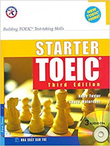 Starter TOEIC Third Edition (S+3Cd)