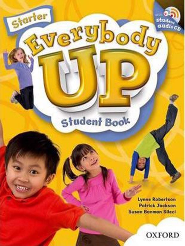 Everybody Up: Starter: Student Book with Audio CD Pack