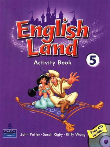 English Land 5: Activity Book with CD