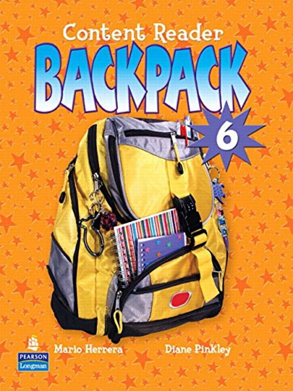 Backpack (1 Ed.) 6: Content Reader