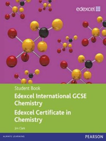 Edexcel iGCSE Chemistry Student Book & Revision Guide Pack