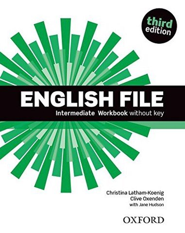 English File (3 Ed.) Inter: Workbook without Key