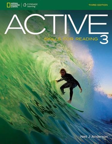 Active Skills For Reading (3 Ed.) 3: Text