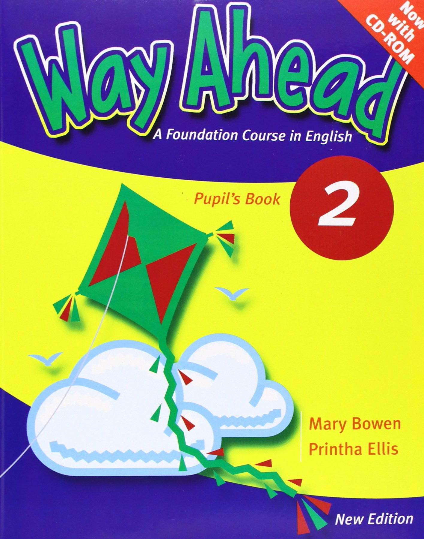 Way Ahead 2: pupil Book with CD-Rom