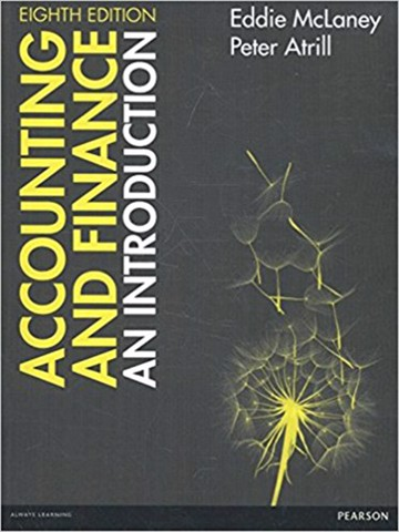 Accounting and Finance: An Introduction 8th edition