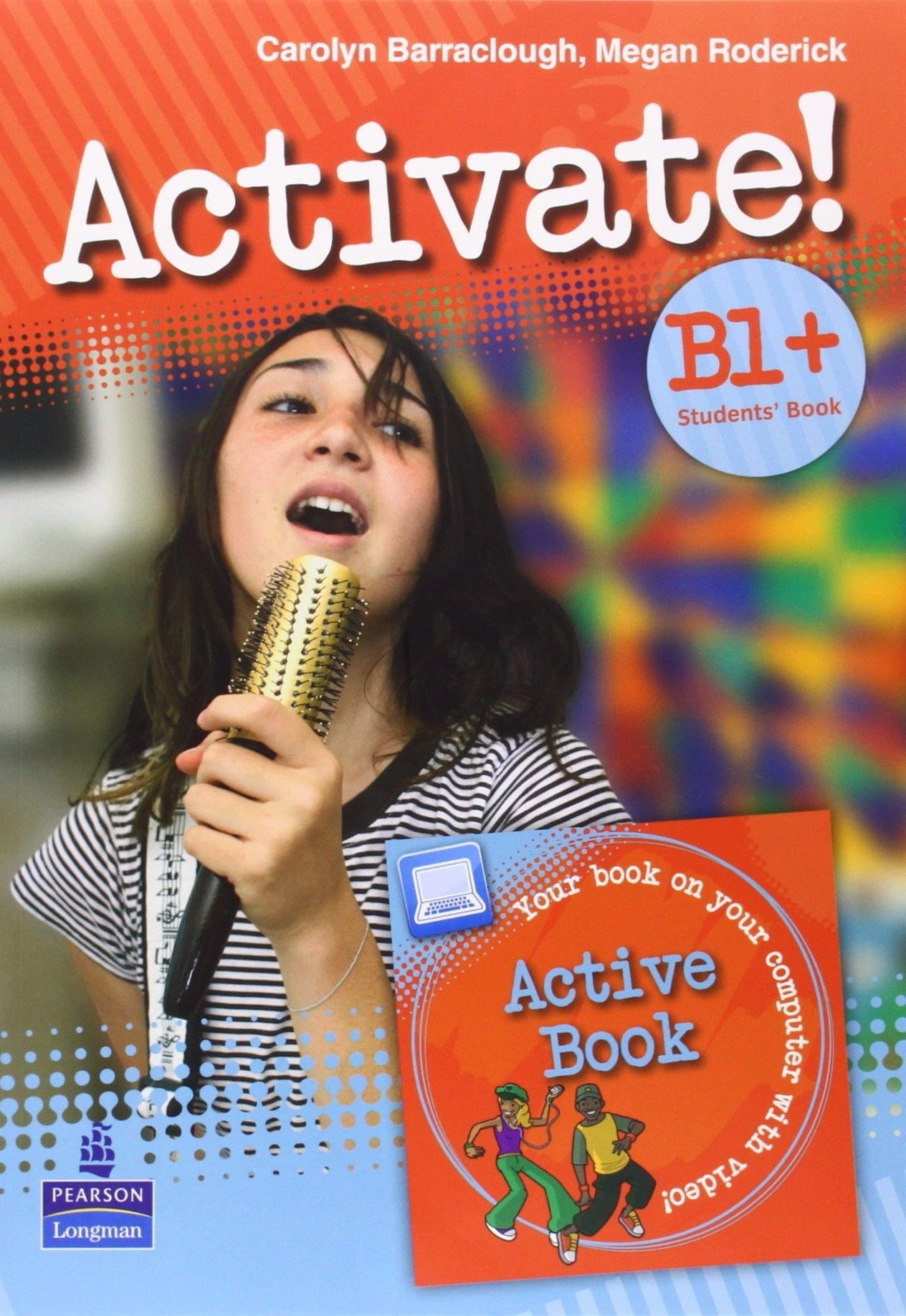 Activate! B1+: Student book with Access Code and Active Book
