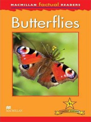 Macmillan Factual Readers 1+: Butterflies