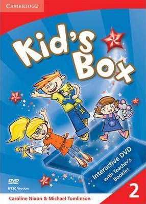 Kid's Box 2: Dvd