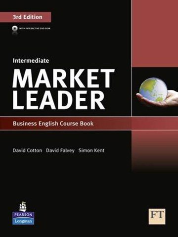 Market Leader (3Ed.) Intermediate: Course Book Standalone for South Asia