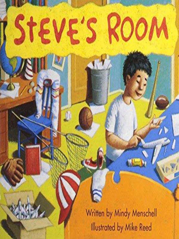 Steves Room: Stage 3 (Ready Readers)