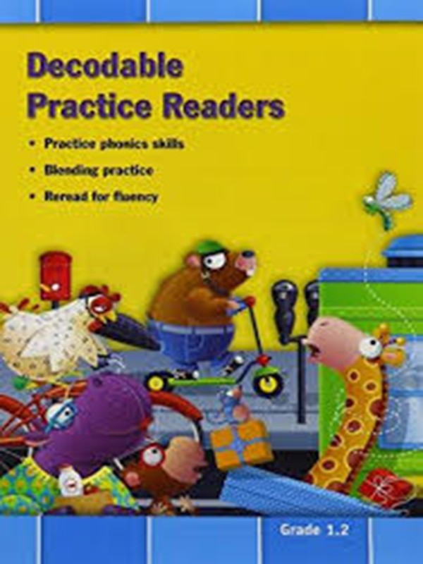 Reading 2011 Decodable Practice Readers: Units 2 and 3 Grade 1