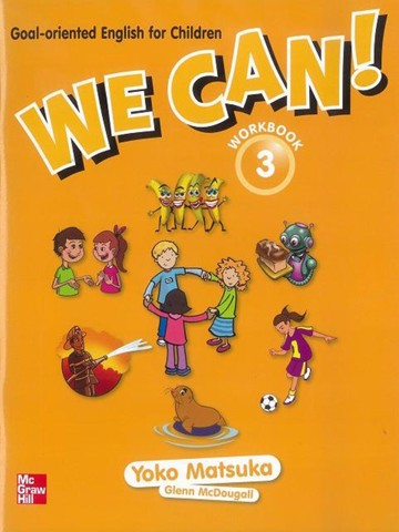 We Can! 3: Workbook with Audio CD