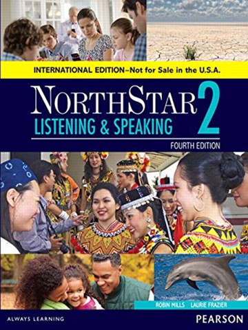 NorthStar (4 Ed.) 2 - Listening and Speaking: Student Book
