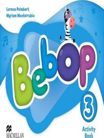 Bebop: Activity Book Level 3