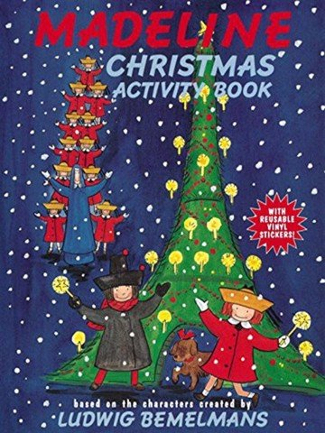 Christmas Activity Book (Madeline)
