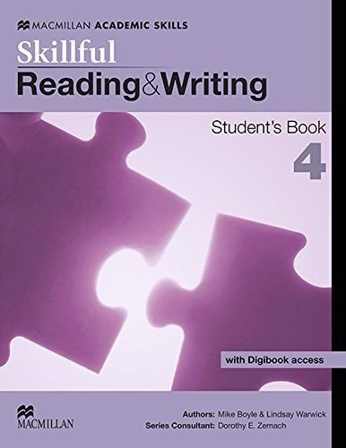 Skillful 4 Reading & Writing: Student Book