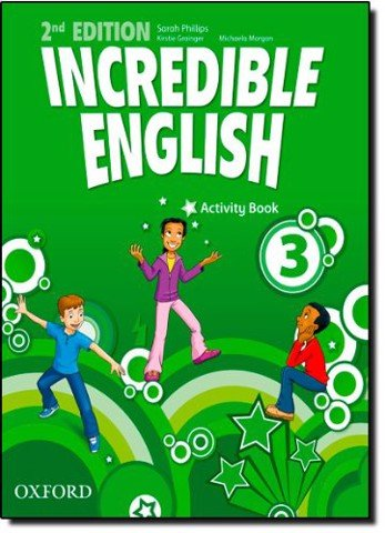 Incredible English (2Ed) 3: Activity Book