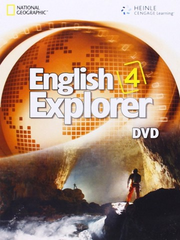 English Explorer 4: Dvd