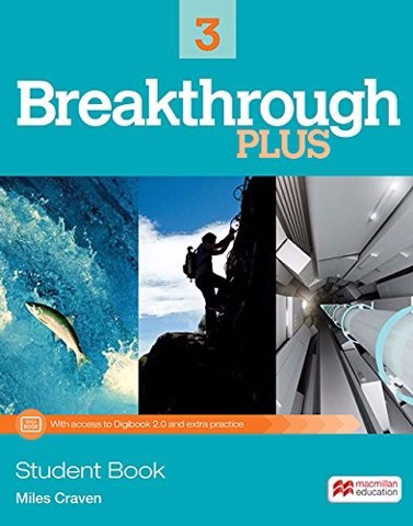 Breakthrough Plus 3: Student Book with Digibook Pack