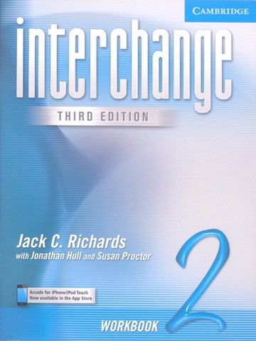 Interchange (3 Ed.) 2: Workbook
