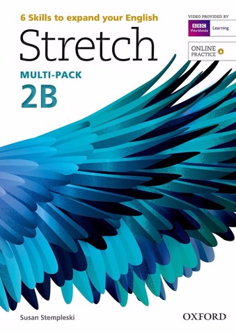Stretch 2B: Student Book and Workbook Multi-Pack B (Pack)