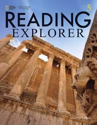Reading Explorer (2 Ed.) 5 : Student Book with Online Workbook Access Code