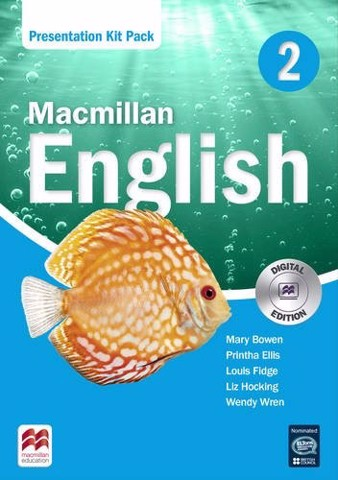 Macmillan English 2 Presentation Kit Pack