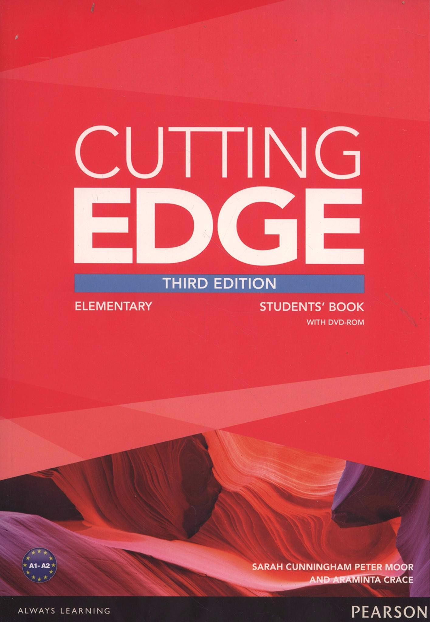 Cutting Edge (3 Ed.) Ele: Student Book with DVD