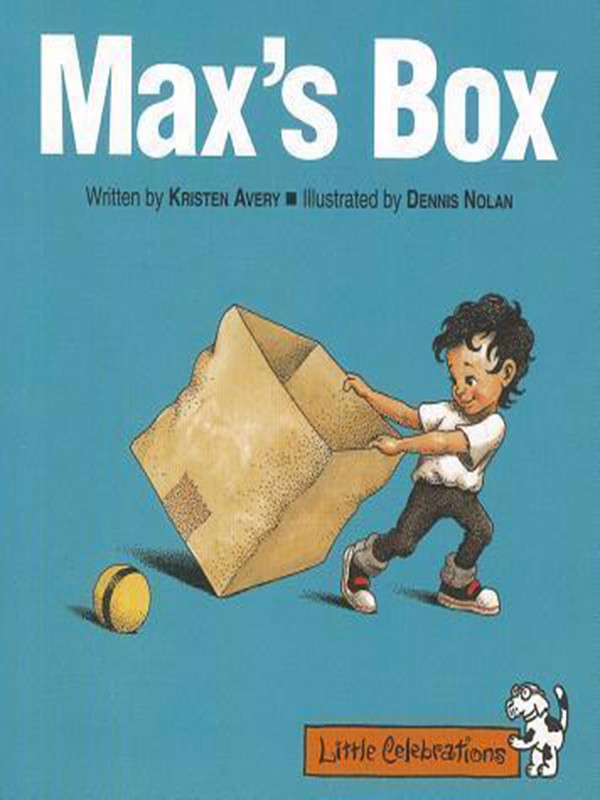 Max's Box (Little Celebrations)