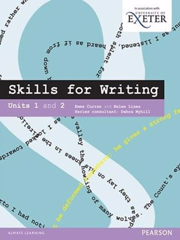 Skills for Writing Student Book Pack - Units 1 to 6