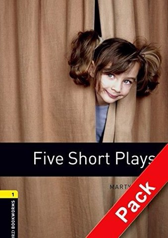 OBWL (3 Ed.) 1: Five Short Plays Playscript Audio CD Pack
