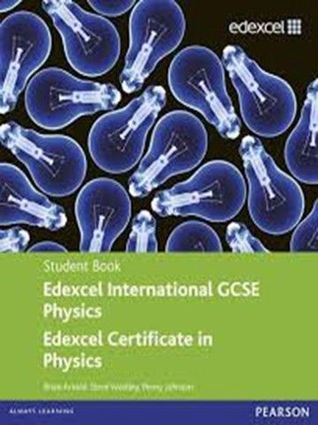 Edexcel iGCSE Physics Student Book & Revision Guide Pack