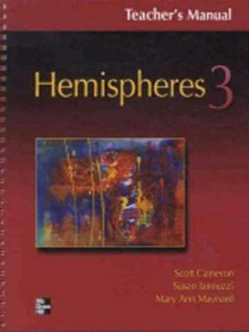 Hemispheres 3: Teacher Book