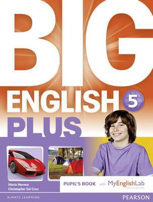 Big English Plus 5 Pupils' Book with Myenglishlab Access Code Pack