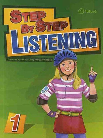 Step by Step Listening 1: Student Book with Audio CD