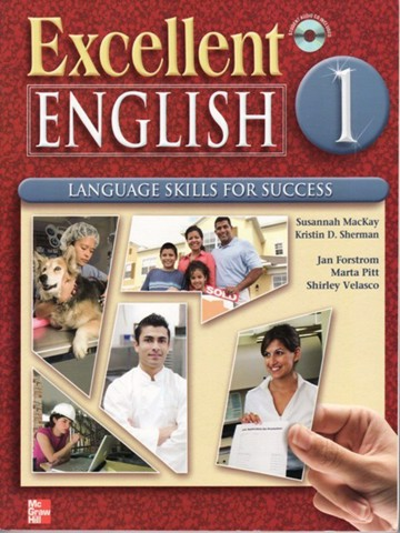 Excellent English 1: Student Book