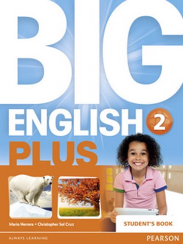 Big English Plus Ame 2 Student book