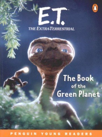 Book Of The Green Planet (Penguin Young Readers)