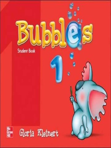 Bubbles 1: Student Book