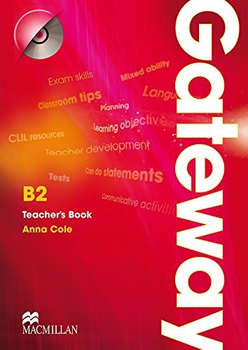Gateway B2: Teacher Book with Test CD