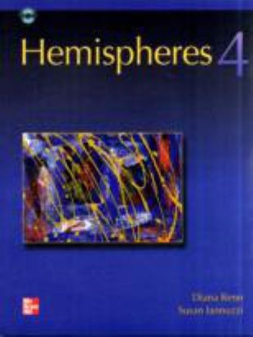 Hemispheres 4: Student Book with Audio CD
