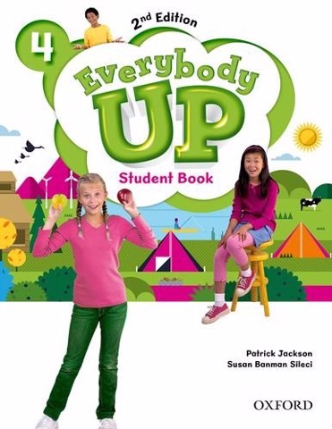 Everybody Up ( 2ed. ) 4 Student Book