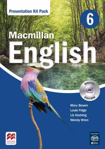 Macmillan English Level 6 Presentation Kit Pack