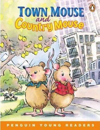 Town Mouse And Country Mouse: Level 1 (Penguin Young Readers)