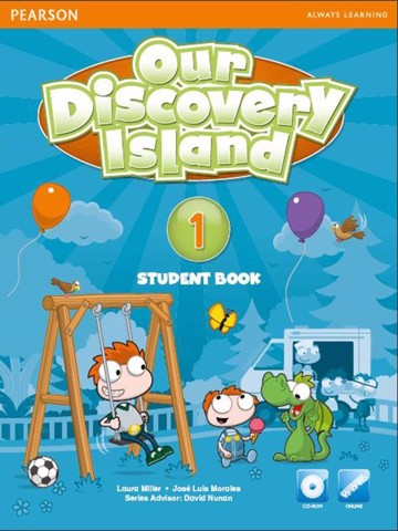 Our Discovery Island (AmE) 1: Student Book with CD-Rom