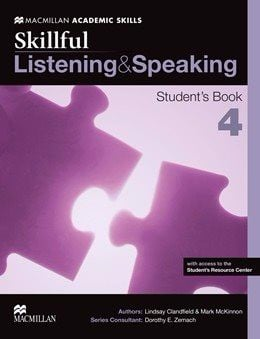 Skillful (Asia Ed.) Listening & Speaking 4: Student Book with Digibook