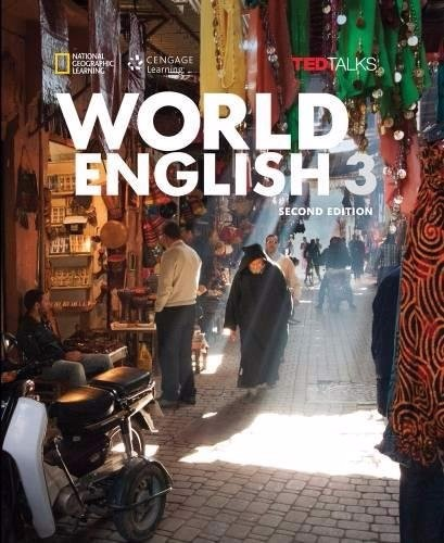 World English (2 Ed.) 3: Student Book with Online Workbook
