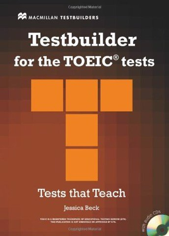 Toeic Testbuilder: Student Book (with 3 Cd)