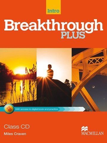 Breakthrough Plus Intro: Class Audio CD