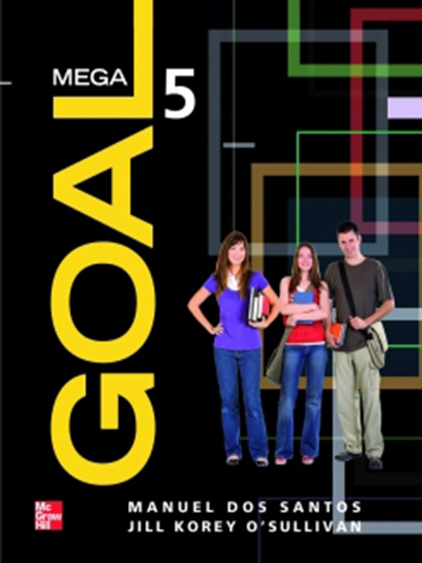 Mega Goal 5: Student Book with Audio CD